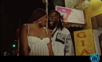 VIDEO: Burna Boy – Onyeka (Baby)